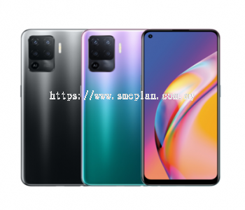 OPPO RENO 5F WITH PLAN