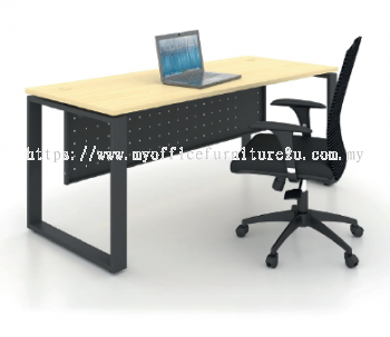 SR1575 Square Leg with Rectangular Table 1500W x 750D x 750H mm (Maple)