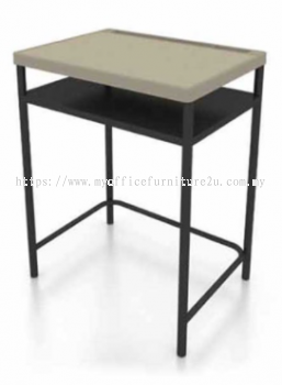 STD005 Study Table with Drawer 600W x 450D x 760H mm (Grey)