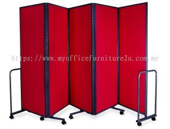Lambo Folding Panels with Wheels (5 Panels)