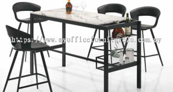 BC3045-722-BK Dining Chair