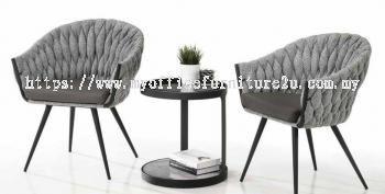 B830-DC-GY Sofa Chair