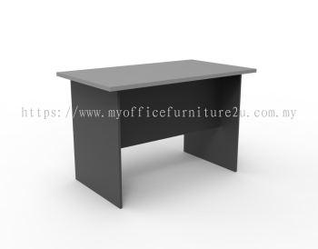 FO127  Writing Table 1200W x 700D x 750H mm (Dark Grey+Grey)