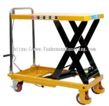 FUSHEN Scissor Lift Trolley/Table - WP1000 Series