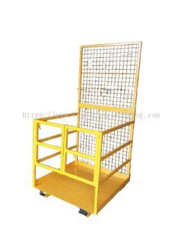 FUSHEN Forklift Cage