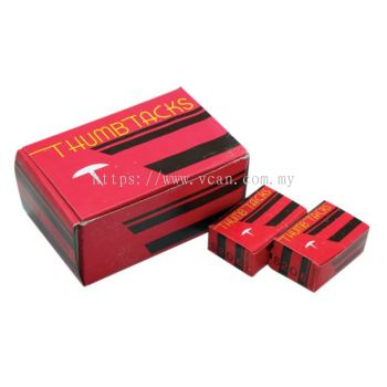 Long thumb tack S206 (20boxes/box)