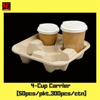 4-Cup Carrier
