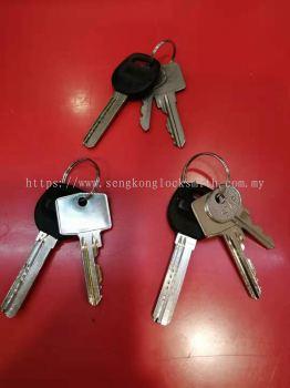 Duplicate Key