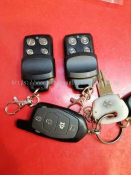 done duplicate car remote control