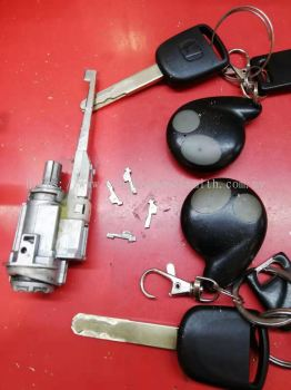 Done repair Honda car lock (There is a problem with the car lock, sometimes it can��t be turned on)