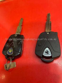 Change Waja remote cover