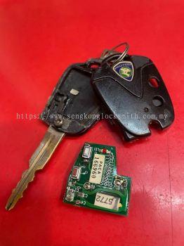 Done repair Waja remote control