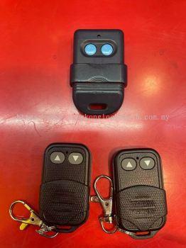 Done duplicate gate remote control