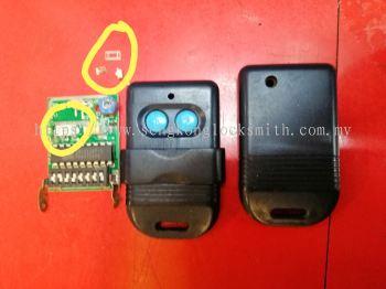 repair gate remote control