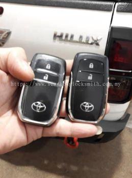 Toyota Hiluy car control