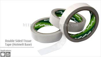Double Sided Tissue Tape (Hotmelt Base)