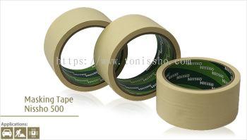 Masking Tape Nissho 500 (High Temp)