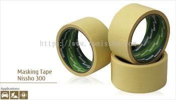 Masking Tape Nissho 300 (High Temp)