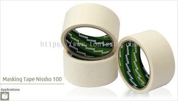 Masking Tape Nissho 100 (General Purpose)