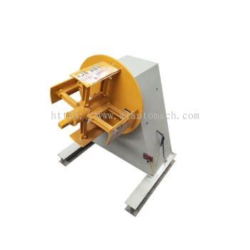 Manual Steel Coil Uncoiler