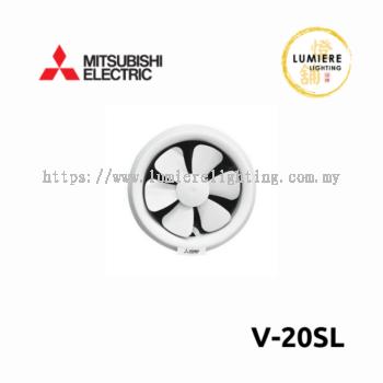 Mitsubishi V-15/20 SL Glass Mounted