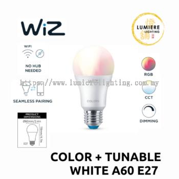 Philip Wiz Color + Tunable White A60 E27