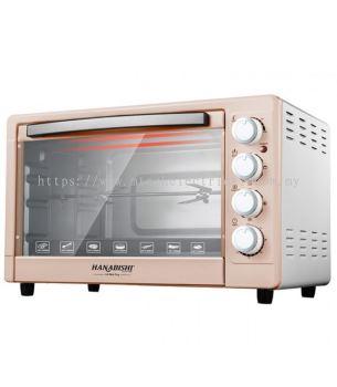HANABISHI ELECTRIC OVEN 50L HA6250RCL