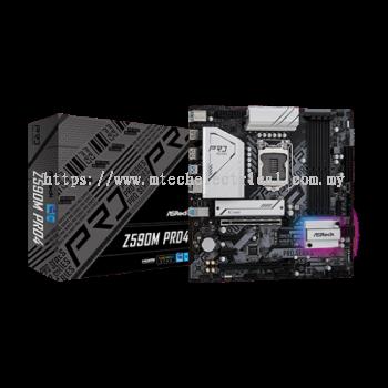 ASROCK Z590M PRO 4