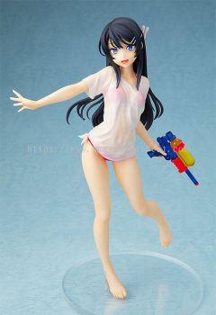 Chara-Ani : [ Rascal Does Not Dream of Bunny Girl Senpai ] Mai Sakurajima: Water Gun Date Ver.(re-run)