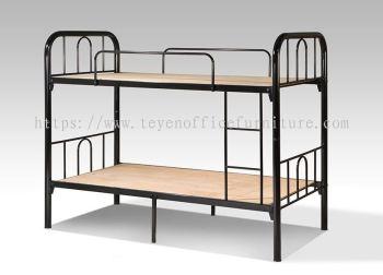 Steel Double Decker/Katil Besi 2 Tingkat Hostel/Asrama