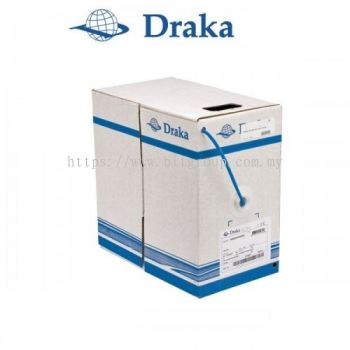 DRAKA U/UTP PVC CAT6 305M NETWORK CABLE