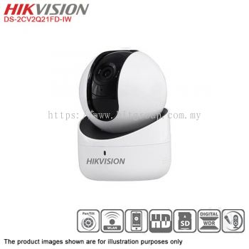 HIKVISION DS-2CV2Q21FD-IW 2MP WIFI CAMERA -