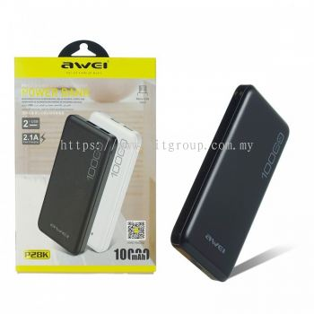 Awei P28K 10000mAh Power Bank