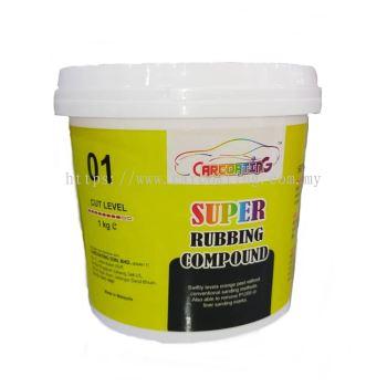Carcoating - Super Rubbing Compound 1kg