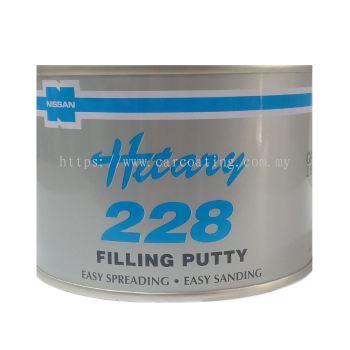 Mercury Hitary 228 Filling Putty 0.5g