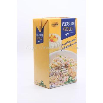 MASTER MARTINI MASTER GOURMET PLEASURE GOLD (semi dairy cooking , whipping cream) Fat 33%