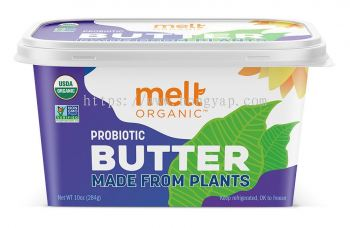 Melt Organic Probiotic Butter 284G
