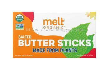 Melt Organic Salted Butter Sticks 454G