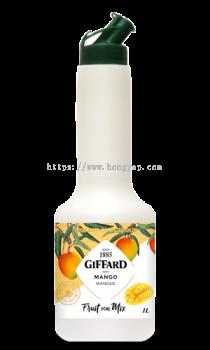 GIFFARD MANGO FRUIT FOR MIX 1L