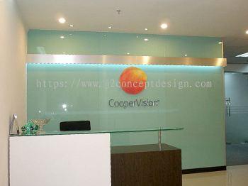 Office Design Kuala Lumpur - Cooper Vision -