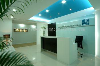 Office Interior Design Cyberjaya - FWU