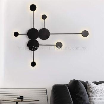 Indoor Wall Light Dot Design