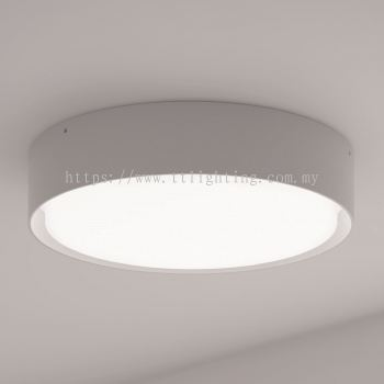Round Ceiling Light (White)
