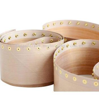 Teflon Button Belt