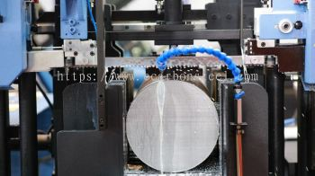 Bandsaw Cutting Services for Round Bars, Pipe, Tube
