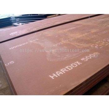 Hardox 500 | Abrasion Wear Resistant Plate