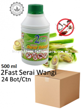 500ml Serai Wangi Insect Repellent(24bot)