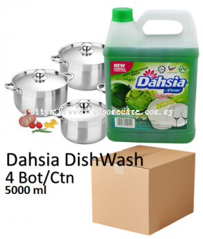 5000ml DishWash(4bot)