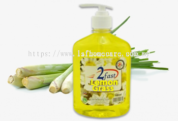 500ml LemonGrass Hand Wash (AntiBacterial)