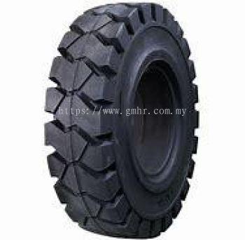 Solid Forklift Tire 825-15